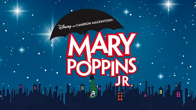 Image result for mary poppins jr broadway