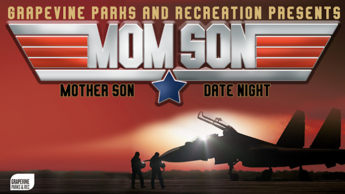 Mother Son Date Night @ Compass Center