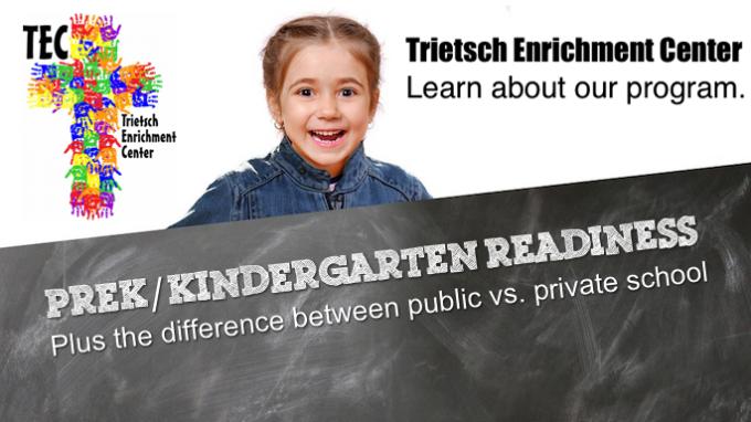 Trietsch Enrichment Center Special Event @ Trietsch Memorial United Methodist Church