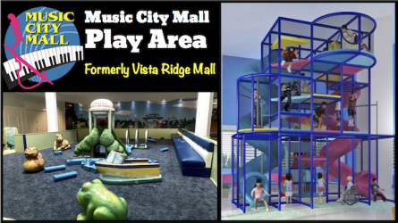 Vista Ridge Mall Soft Play Area