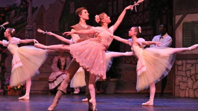Lake Cities Ballet Performance @ MCL Grand Theatre