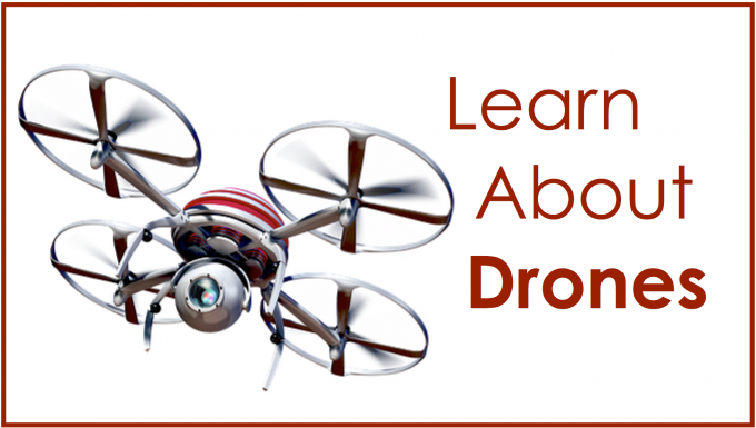Learn about Drones @ Grapevine Library | Grapevine | Texas | United States