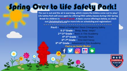 Life Safety Park Coppell