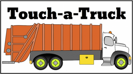Touch a Truck Grapevine Mills