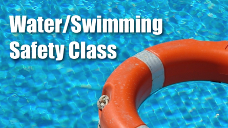 Water Safety Class