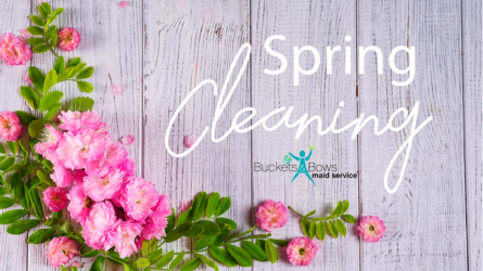 Do-It-Yourself Spring Cleaning Tips