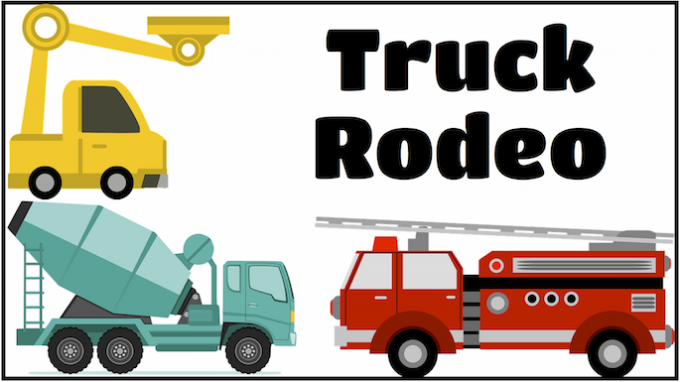 Truck Rodeo in Flower Mound @ Flower Mound Library