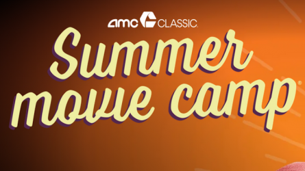 Summer Movie Club AMC Theater