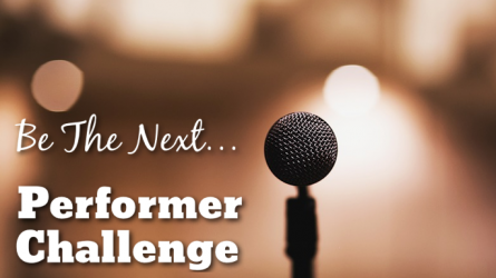 Lewisville Be The Next Performer Challenge