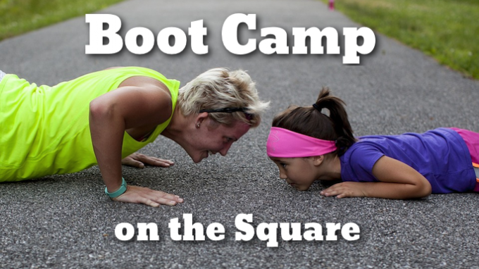 Boot Camp on the Square @ Historic Downtown Carrollton   Carrollton   Texas   United States
