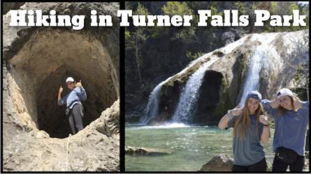 Hiking Turner Falls