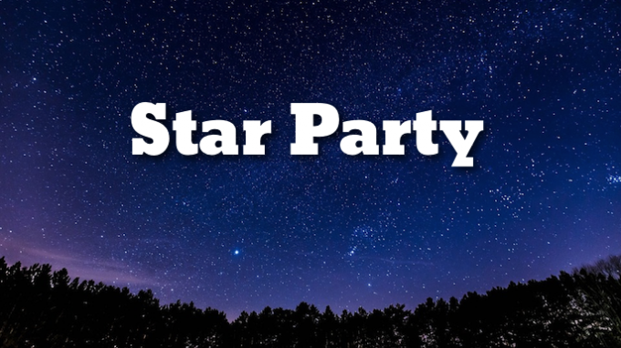 Star Party @ Farmers Branch Historical Park