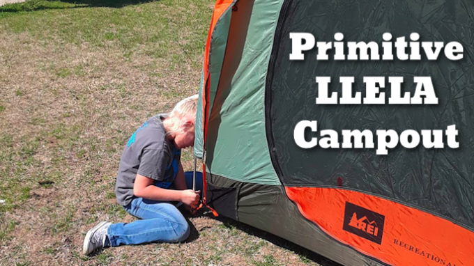 Primitive LLELA Campout @ Lewisville Lake Environmental Learning Area (LLELA) | Lewisville | Texas | United States