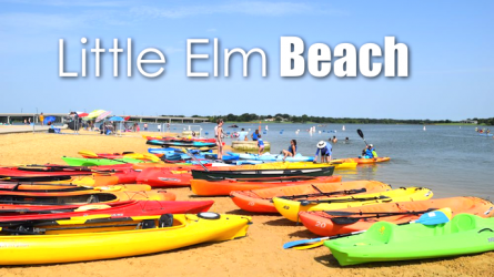 Little Elm Beach