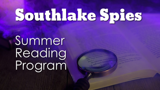 Southlake Library Summer Events @ Southlake Library