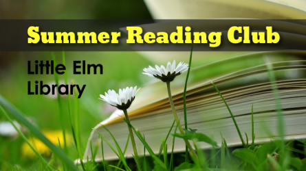 Summer Reading Club Little Elm