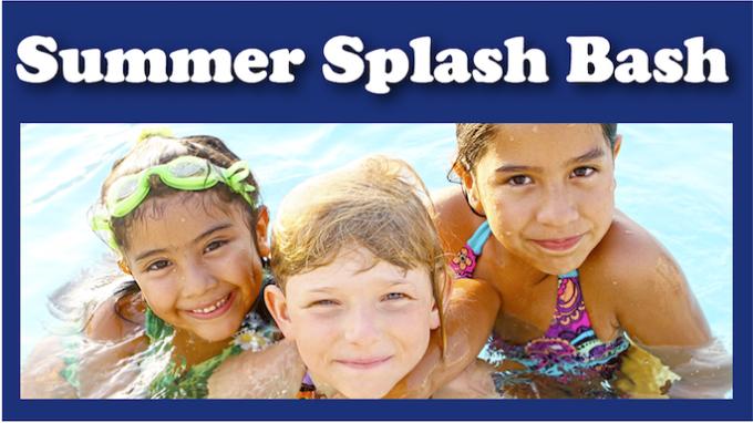 Summer Splash Bash Coppell @ Andrew Brown Park East