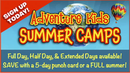 Adventure Kids Playcare Camps