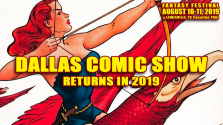 Comic Show Lewisville