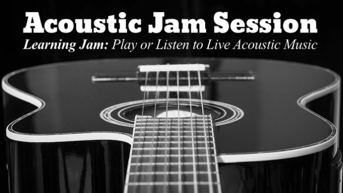 Acoustic Jam Session @ Lewisivlle Library | Lewisville | Texas | United States