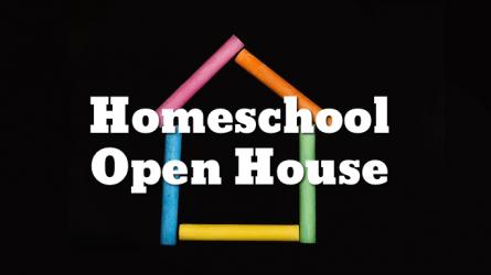 Homeschool Open House