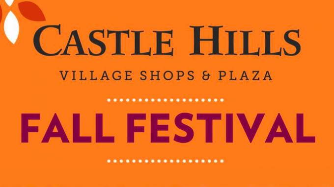 Fall Festival Castle Hills @ The Village Shops at Castle Hills