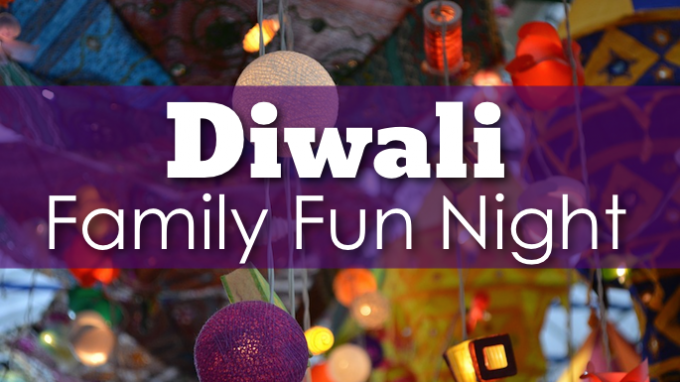 Diwali Family Fun Night @ Coppell Library