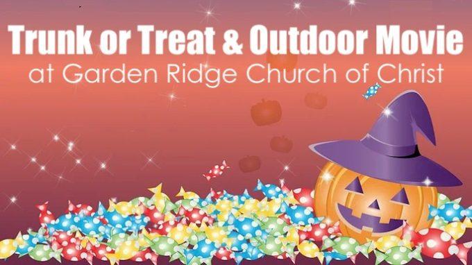 Trunk or Treat Garden Ridge Church @ Garden Ridge Church of Christ | Lewisville | Texas | United States