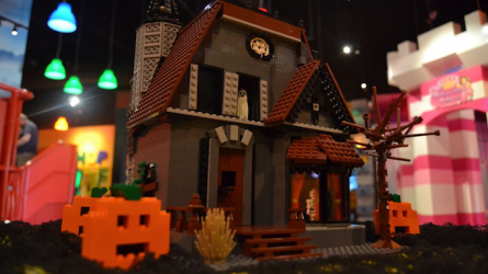 Halloween Event Legoland Grapevine
