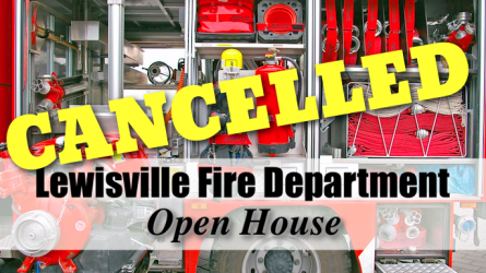 Lewisville Fire Department Open House