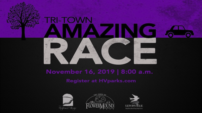 Tri Town Amazing Race @ Doubletree Ranch Park | Highland Village | Texas | United States