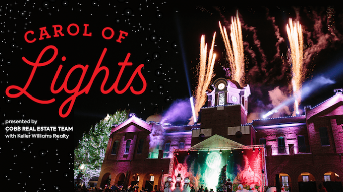 Carol of Lights in Grapevine @ Grapevine City Hall | Grapevine | Texas | United States