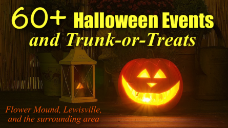 Halloween Events DFW