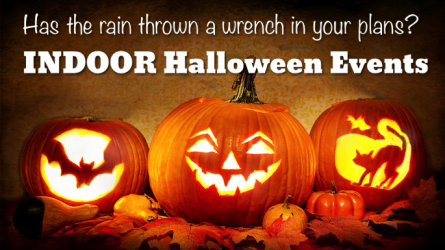 Indoor Halloween Events