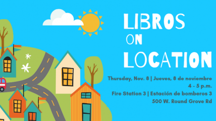 Libros on Location Lewisville