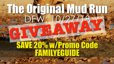 Mud Run Giveaway