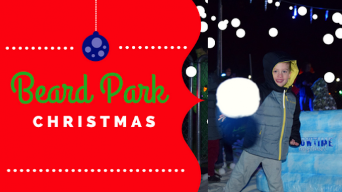 Beard Park Christmas Little Elm @ Beard Park | Little Elm | Texas | United States