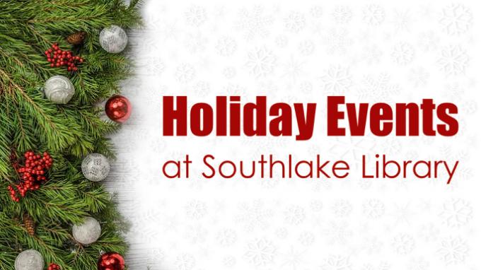 Holiday Event Southlake Library @ Southlake Library | Southlake | Texas | United States