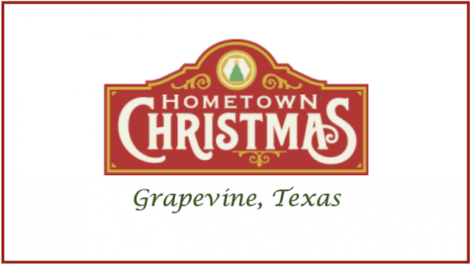 Hometown Christmas Grapevine @ Grapevine Visitors Center - Tower Gallery | Grapevine | Texas | United States
