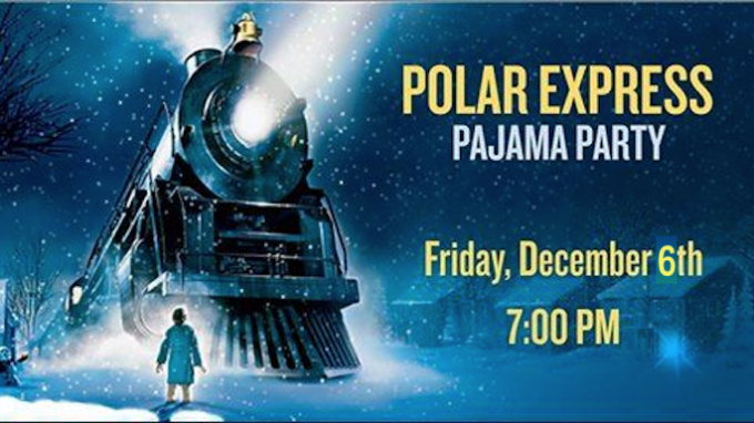 Polar Express at Barnes and Noble @ Multiple Locations