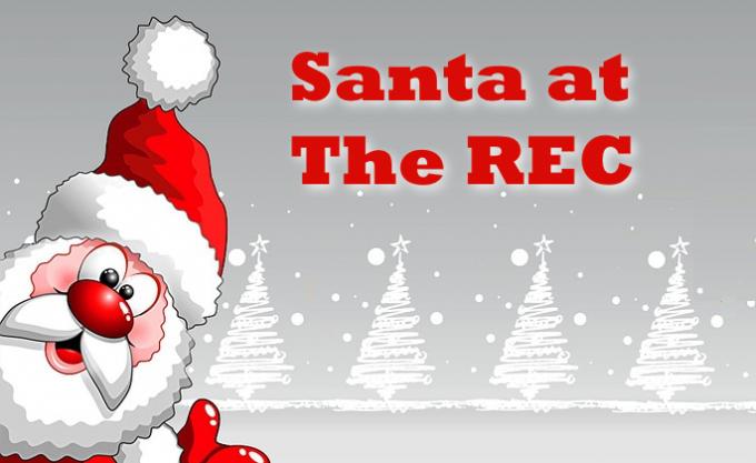 Santa at The Rec @ Grapevine REC