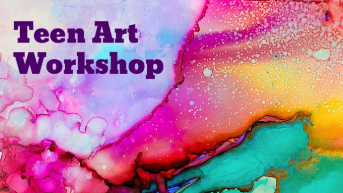 Teen Art Workshops @ MCL Grand Theatre