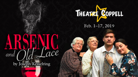 Arsenic and Old Lace Coppell