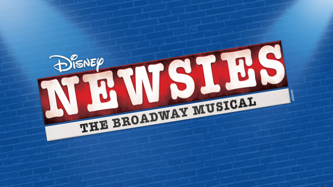 Newsies Lewisville @ MCL Grand Theatre