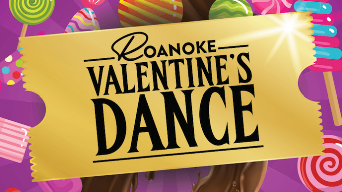 Family Valentine Dance in Roanoke @ Roanoke Rec Center