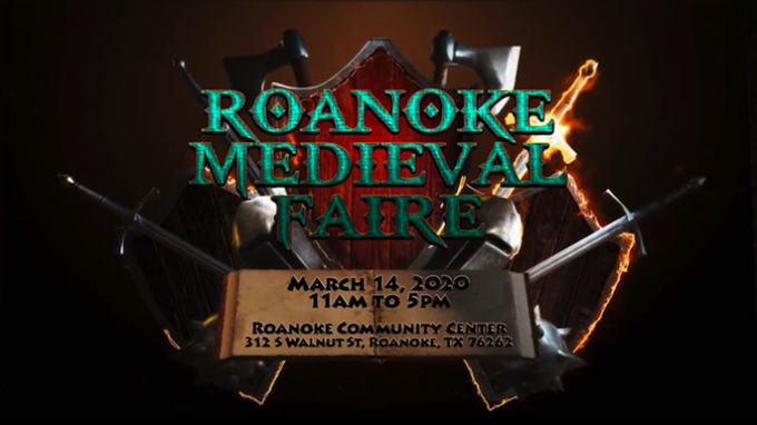 Roanoke Medieval Faire @ Roanoke Community Center