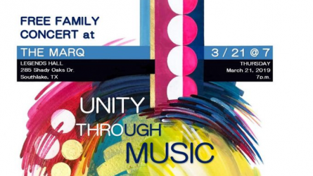 Unity Through Music Concert
