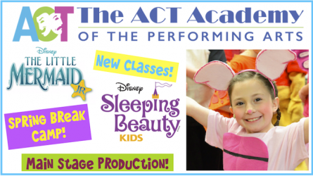 Whats Happening at The Actors Conservatory Theatre