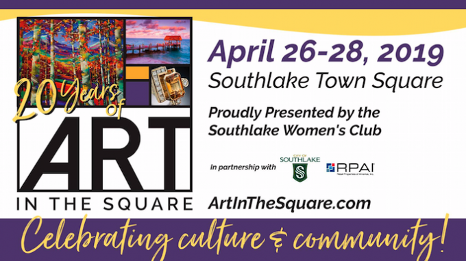 Art in the Square Southlake @ Southlake Town Square