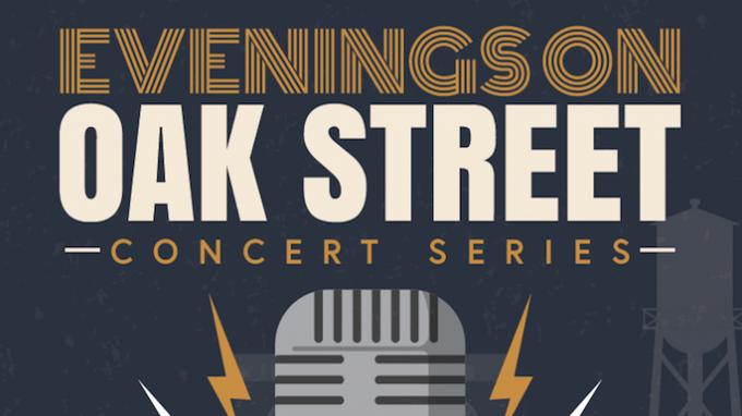 Evenings on Oak Street Concert @ Austin Street Plaza